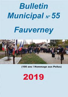 Bulletin municipal n°55