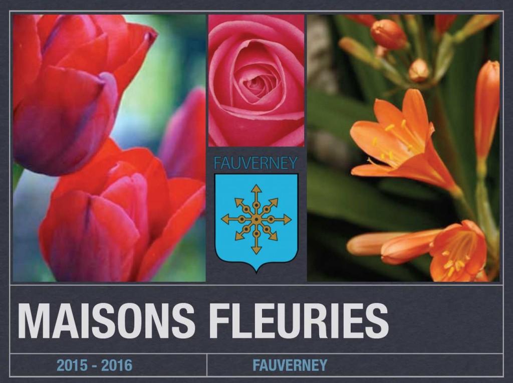 Concours Maisons fleuries de Fauverney